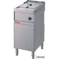 Friteuse électrique professionnelle simple cuve 10 L