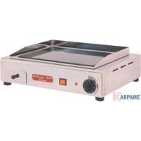 Plancha Fast Grill vitrocéramique infrarouge plaque de cuisson lisse